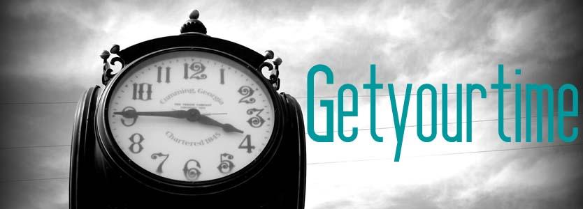 comprar tiempo con Getyourtime