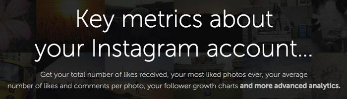 Iconosquare - Instagram. Aplicaciones para mejorar tu Instagram
