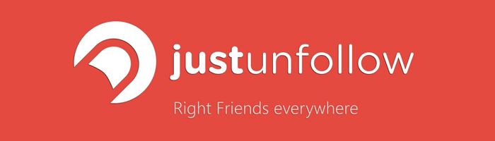 JustUnfollow. Aplicaciones para mejorar tu Instagram