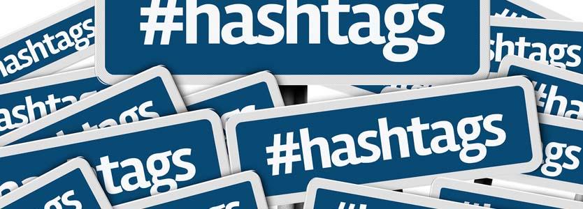 Guía para utilizar hashtags (y no sólo en Twitter)