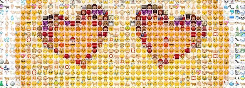 Los 100 emojis más usados en Instagram