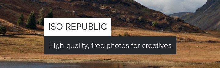 ISO Republic Bancos de imágenes gratuitos