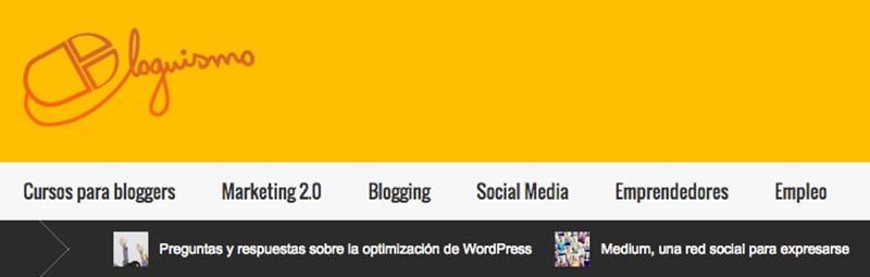 Bloguismo. Los mejores blogs de Marketing Online en español - 2015 - Oink my God