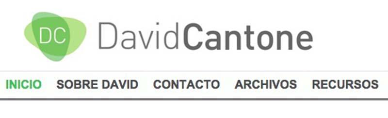 David Cantone. Los mejores blogs de Marketing Online en español - 2015 - Oink my God