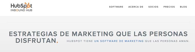 Hubspot. Los mejores blogs de Marketing Online en español - 2015 - Oink my God