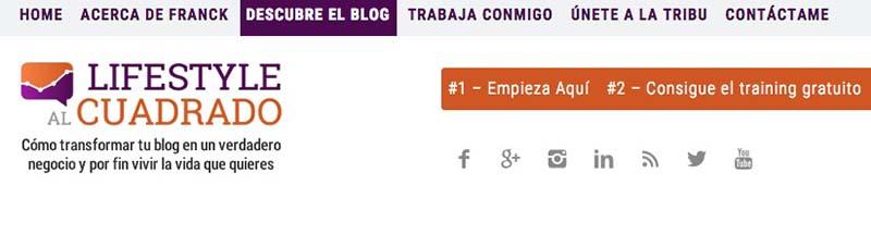 Lifestyle al cuadrado. Los mejores blogs de Marketing Online en español - 2015 - Oink my God