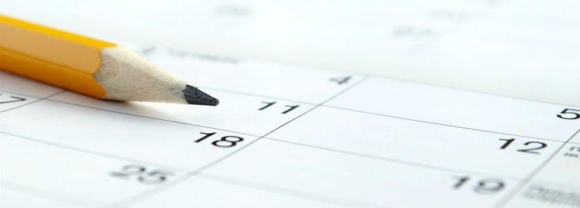 Cómo crear un calendario editorial para tus redes sociales + Plantilla