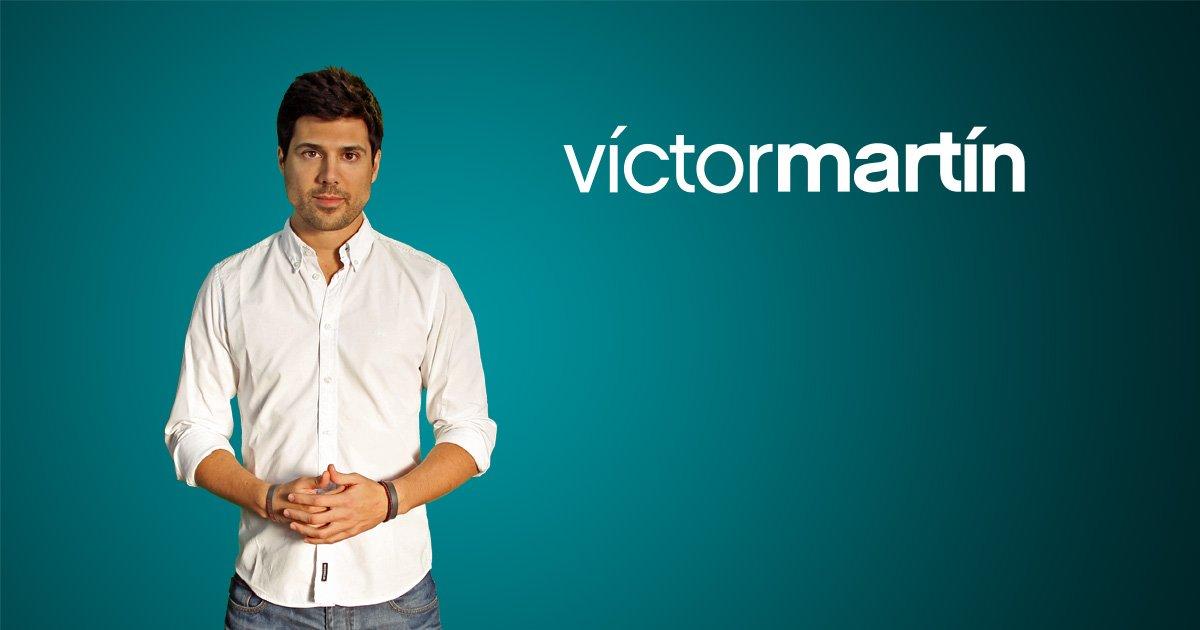 entrevista victor martin