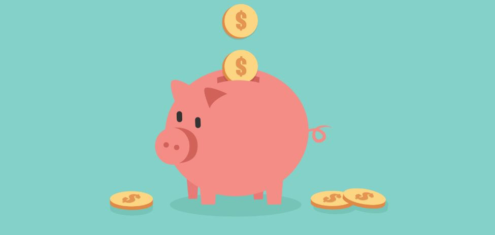 Cerdito hucha que te ayuda a ganar dinero con tu blog