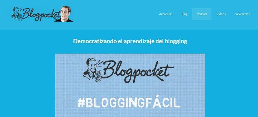 BlogPocket - Los Mejores Blogs de Marketing Online en español del 2016