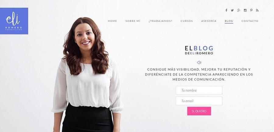 Eli Romero - Los Mejores Blogs de Marketing Online en español del 2016