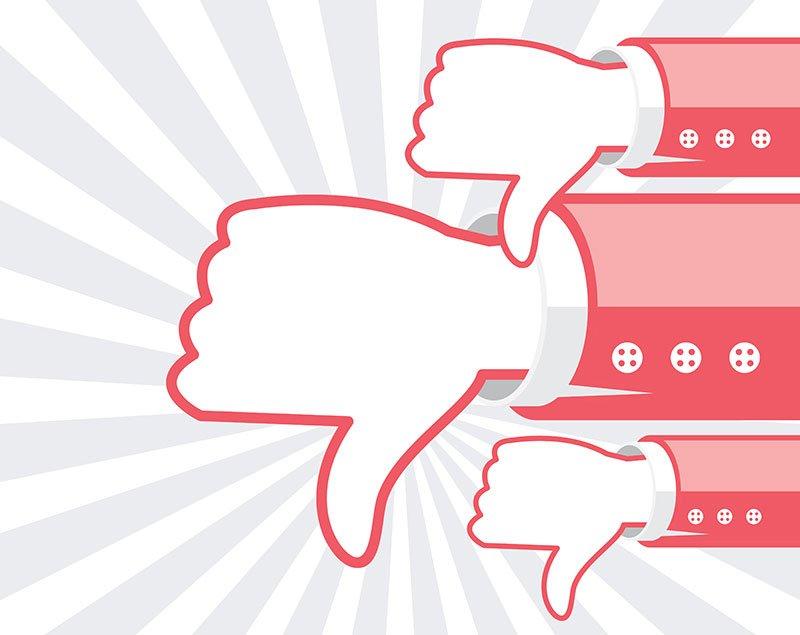 Los errores SEO que debes evitar cuando lanzas una web