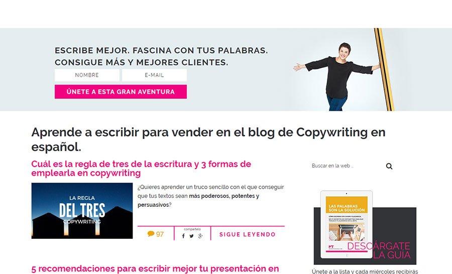 Maider Tomasena - Los Mejores Blogs de Marketing Online en español del 2016