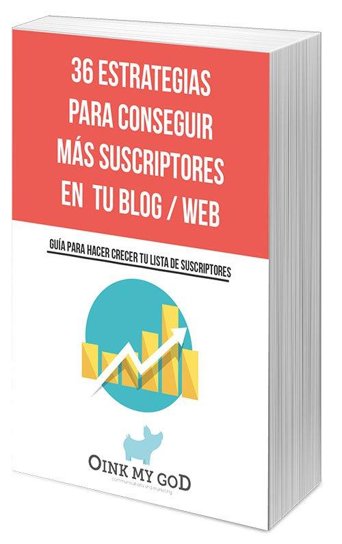 Las mejores Tácticas Growth HackingT: 36 estrategias para aumentar los suscriptores de tu blog