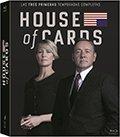 Los mejores regalos para marketeros: House of Cards (temporadas 1-3)