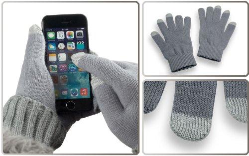 Los mejores regalos para marketeros: Guantes tactiles para poder utilizar el movil