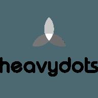 Logo HeavyDots - Oink my God