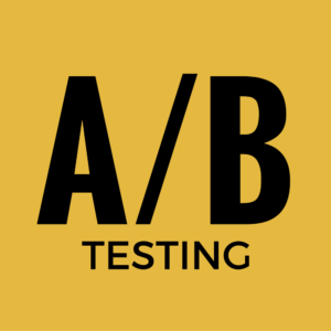 Test ab en facebook ads