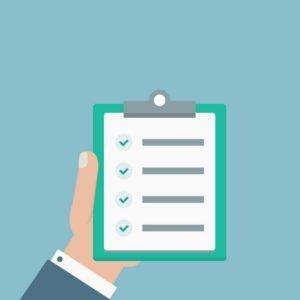 Checklist con todo lo que debes hacer después de publicar un post
