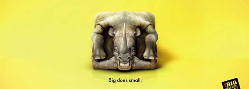 Anuncio para el Top Oink Ad, el Top10 de lo mejor de la publicidad gráfica internacional.