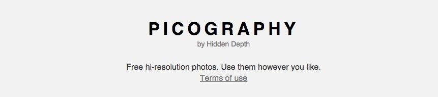 Picography Bancos de imágenes gratuitos