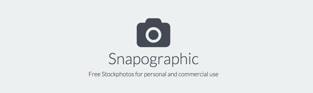 Snapographic Bancos de imágenes gratuitos