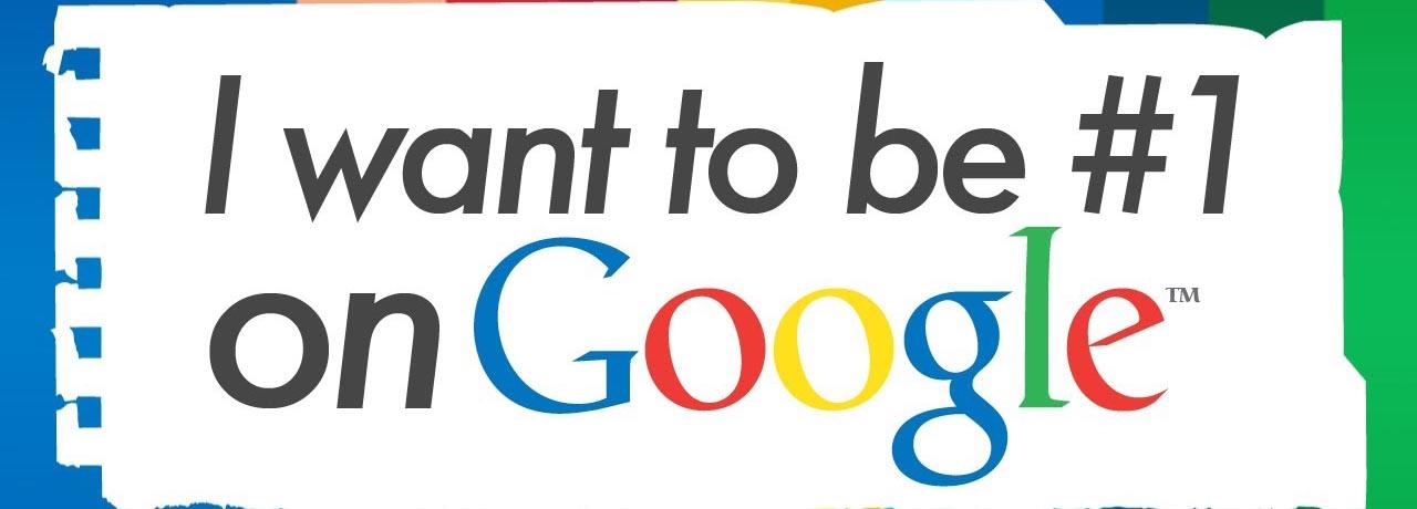 buenas prácticas SEO. Quiero ser el número uno en Google