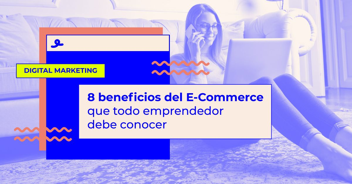 Beneficios tienda online