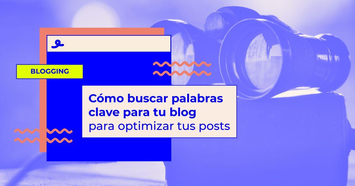 como buscar keywords para tu blog
