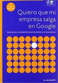 Quiero que mi empresa salga en Google de Sico de Andrés