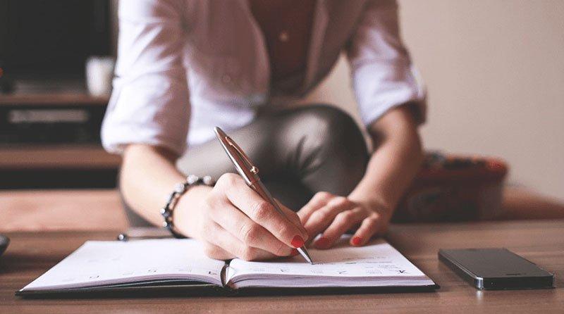 Estrategias para aumentar las visitas de tu blog y conseguir mayor tráfico web: Agenda calendario posts para blog