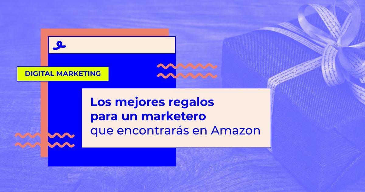 mejores regalos para marketeros amazon