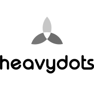Logo HeavyDots - Oink my God