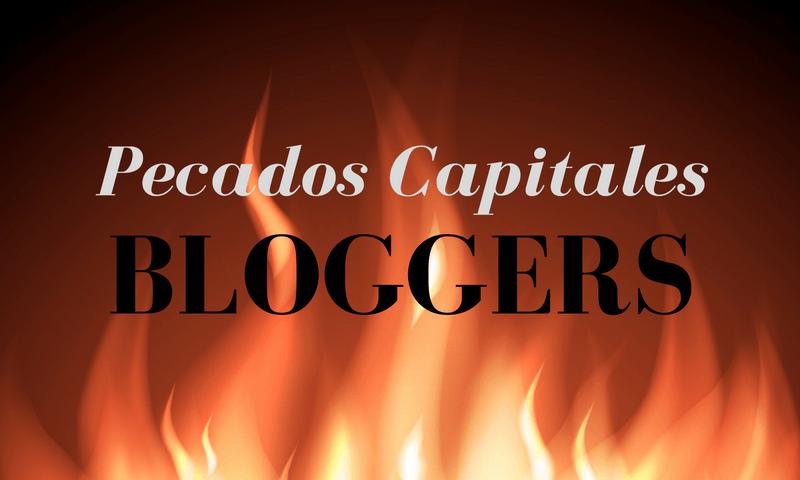 7 pecados capitales de blogger