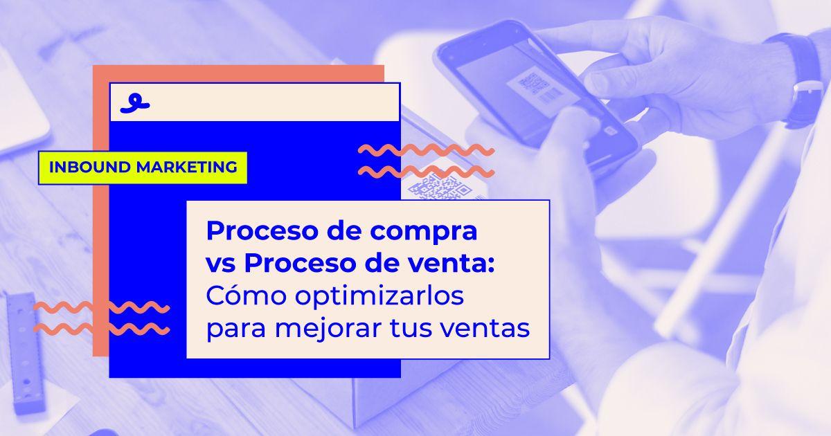 como optimizar el proceso de compra y venta