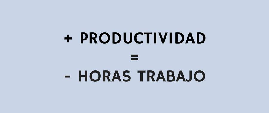Cómo aumentar tu productividad