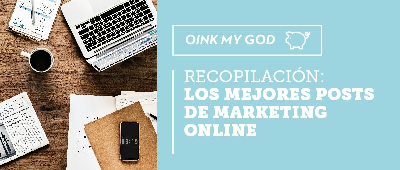 mejores posts de Marketing Online