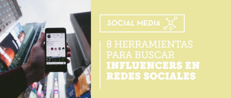 herramientas pasa buscar influencers