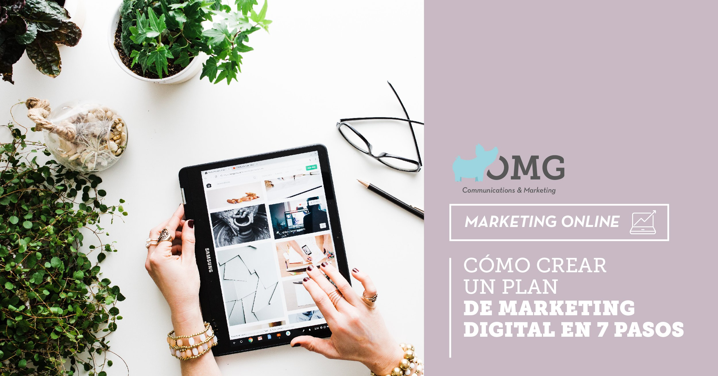 como crear un plan de marketing digital