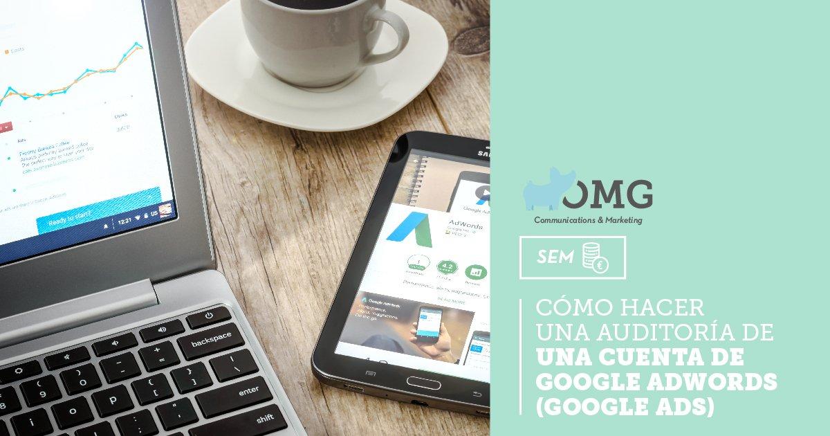 auditoria cuenta google adwords