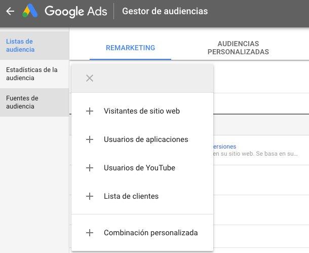 auditoria google adwords remarketing