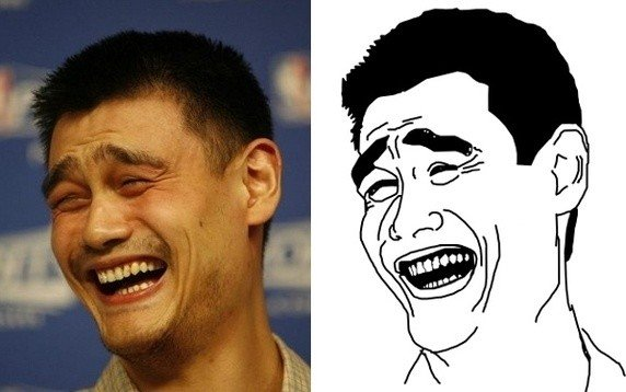 YaoMing meme