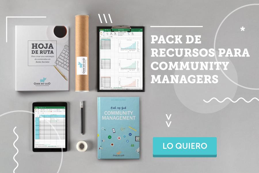 recursos community manager