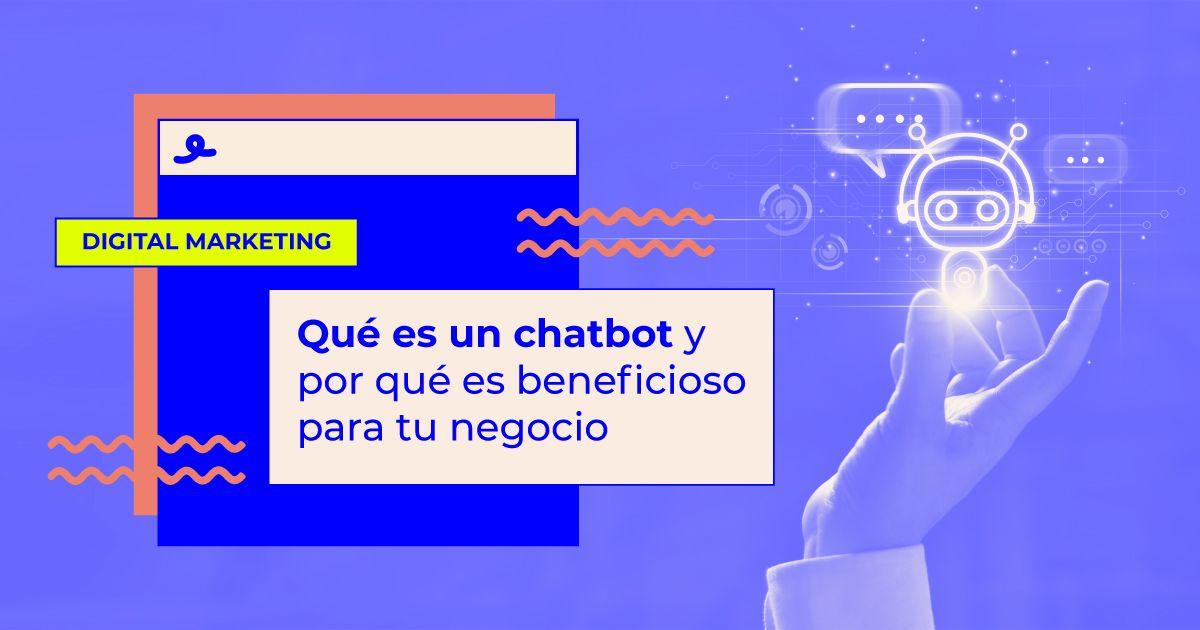 que es un chatbot