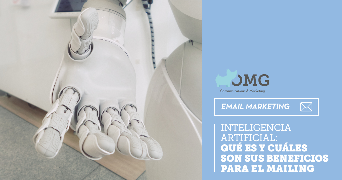 inteligencia artificial y email marketing