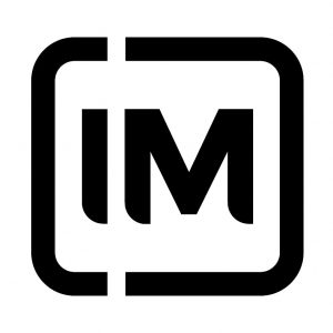 logo internacional de marketing