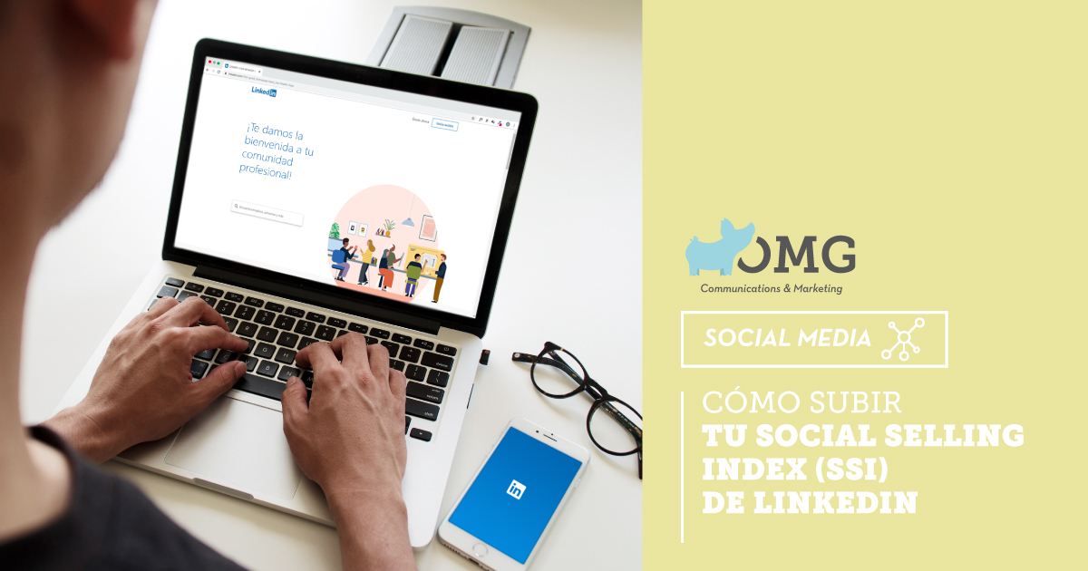 Social Selling Index de Linkedin