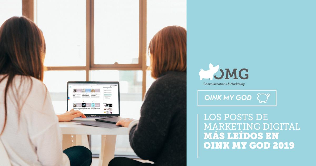 los posts más leídos de Marketing Digital