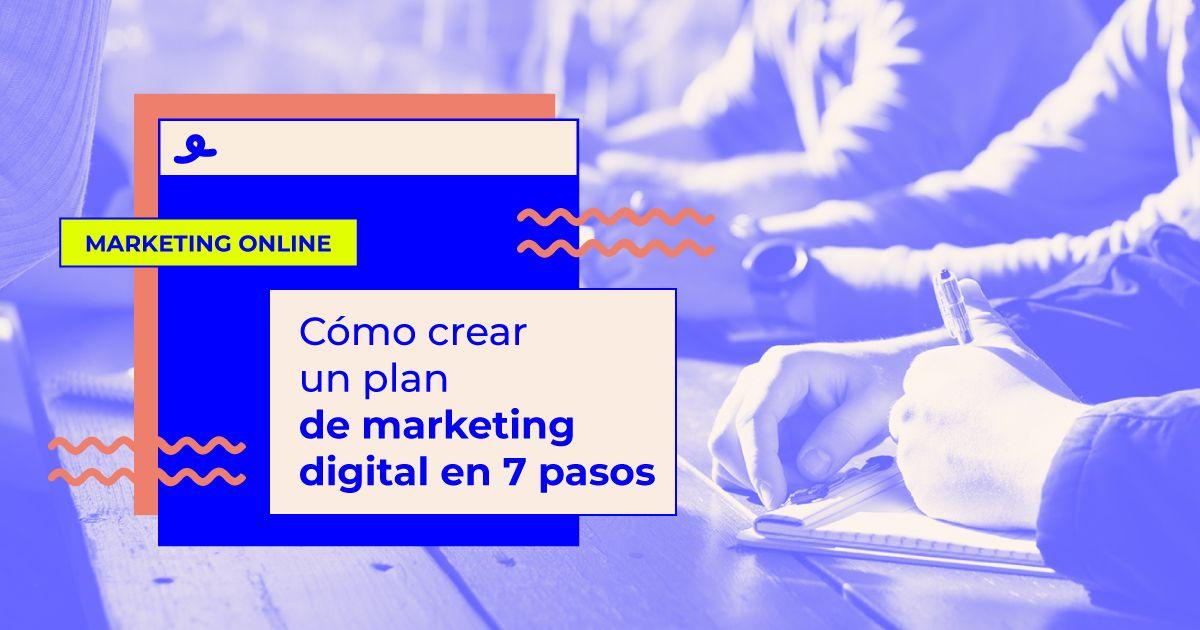 pasos crear plan de marketing digital