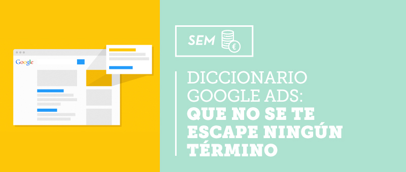 diccionario de google adwords